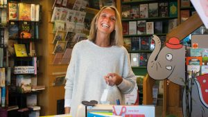 Buchhandlung Schreiber - Inhaberin Sneewitta May