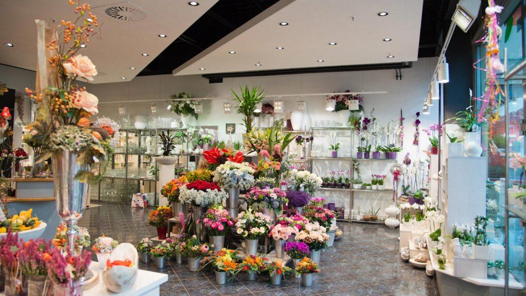Blumen Heller in Ansbach Einkaufsführer