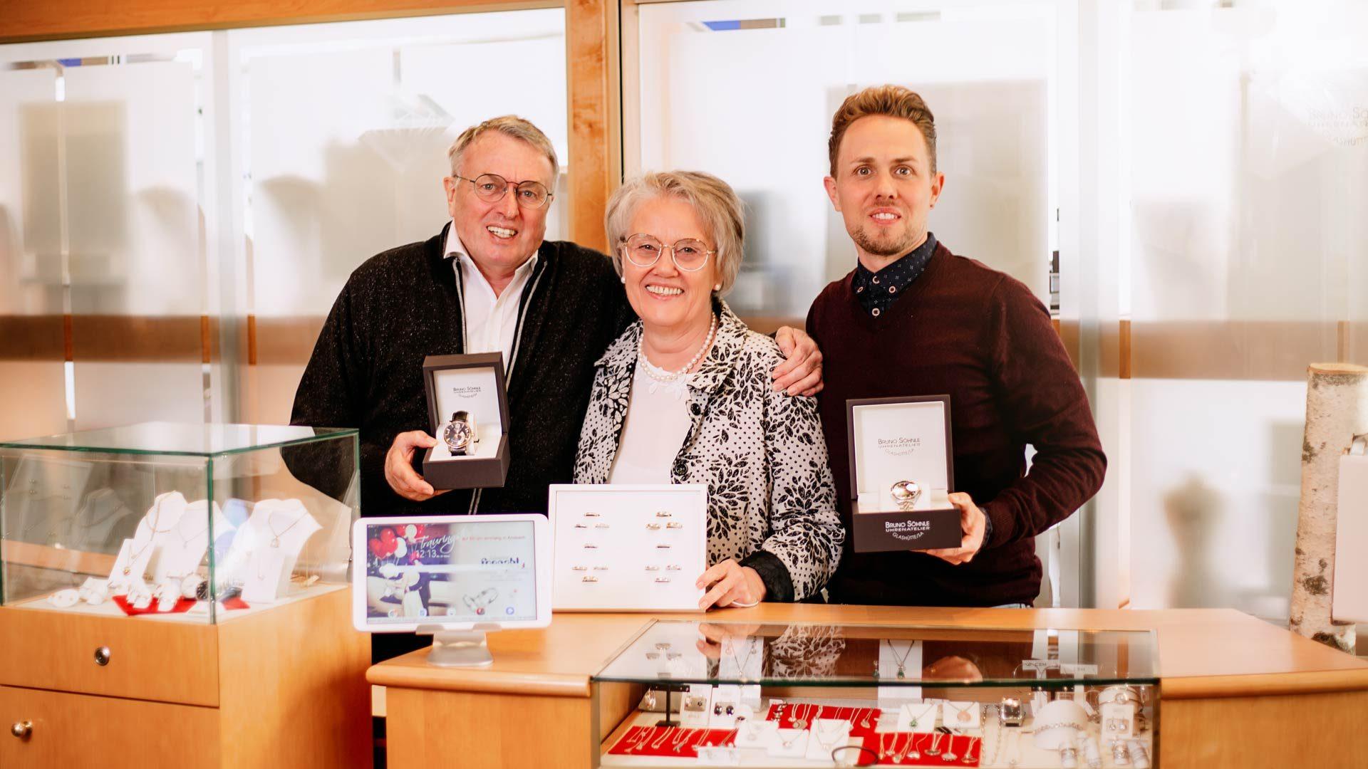 Juwelier Fornahl Ansbach - Schmuck kaufen