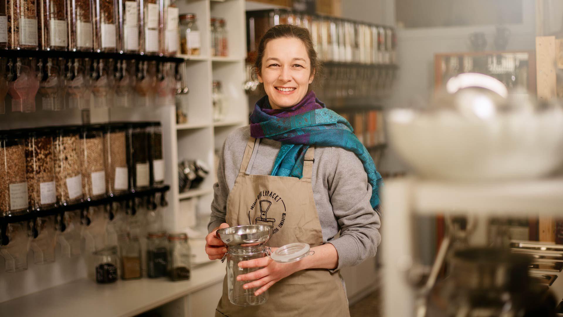 Ansbach Unverpackt Einladen - Umweltschonend und nachhaltig einkaufen