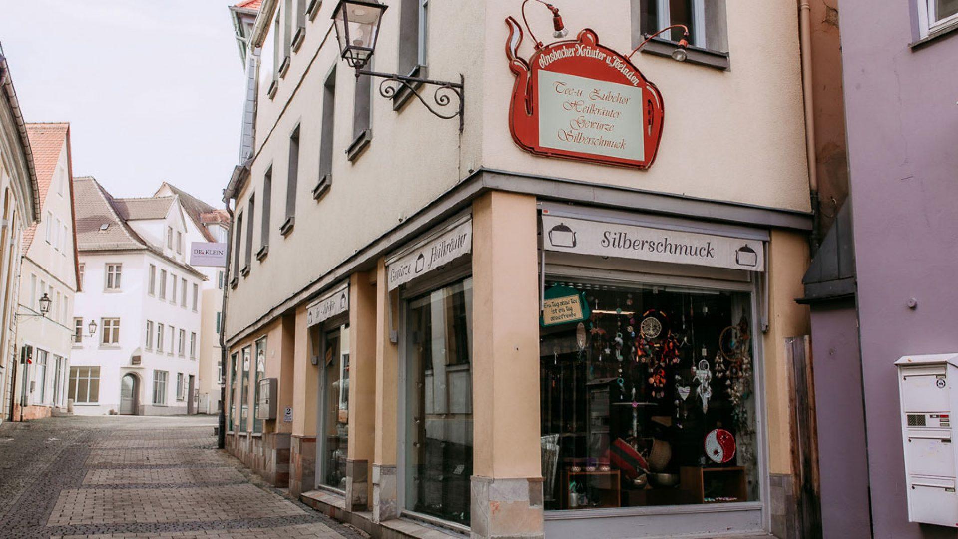 Einkaufen-in-Ansbach-Ansbacher-Kraeuter-Tee-Laden