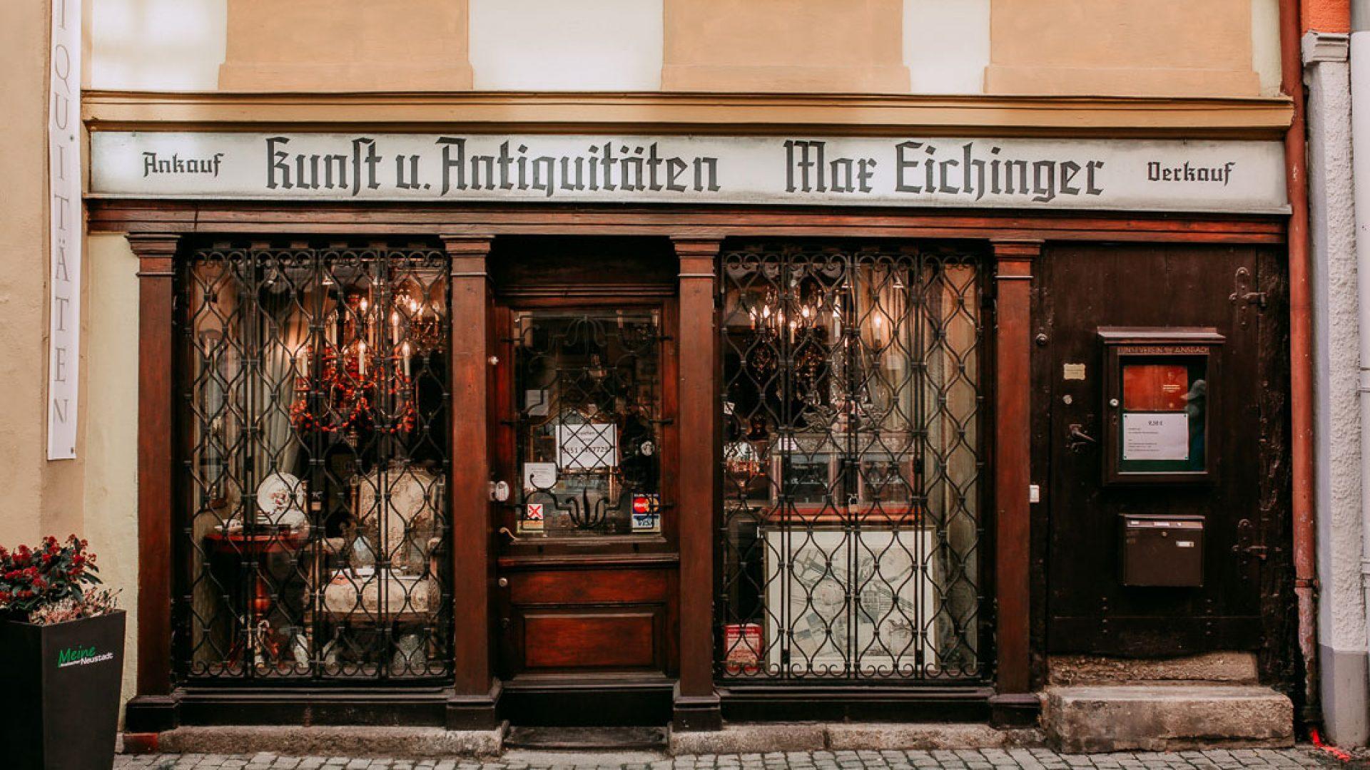 Einkaufen-in-Ansbach-Antiquitaeten-Eichinger
