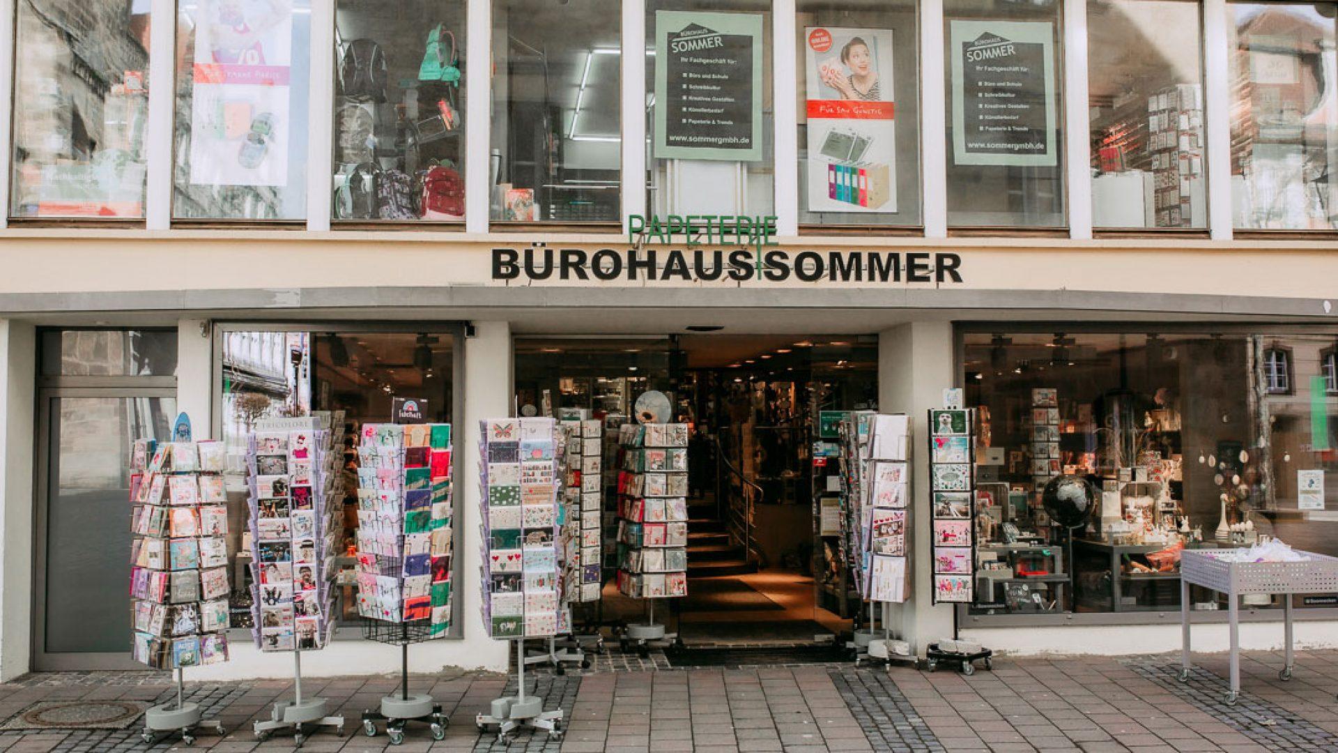 Einkaufen-in-Ansbach-Buerohaus-Sommer