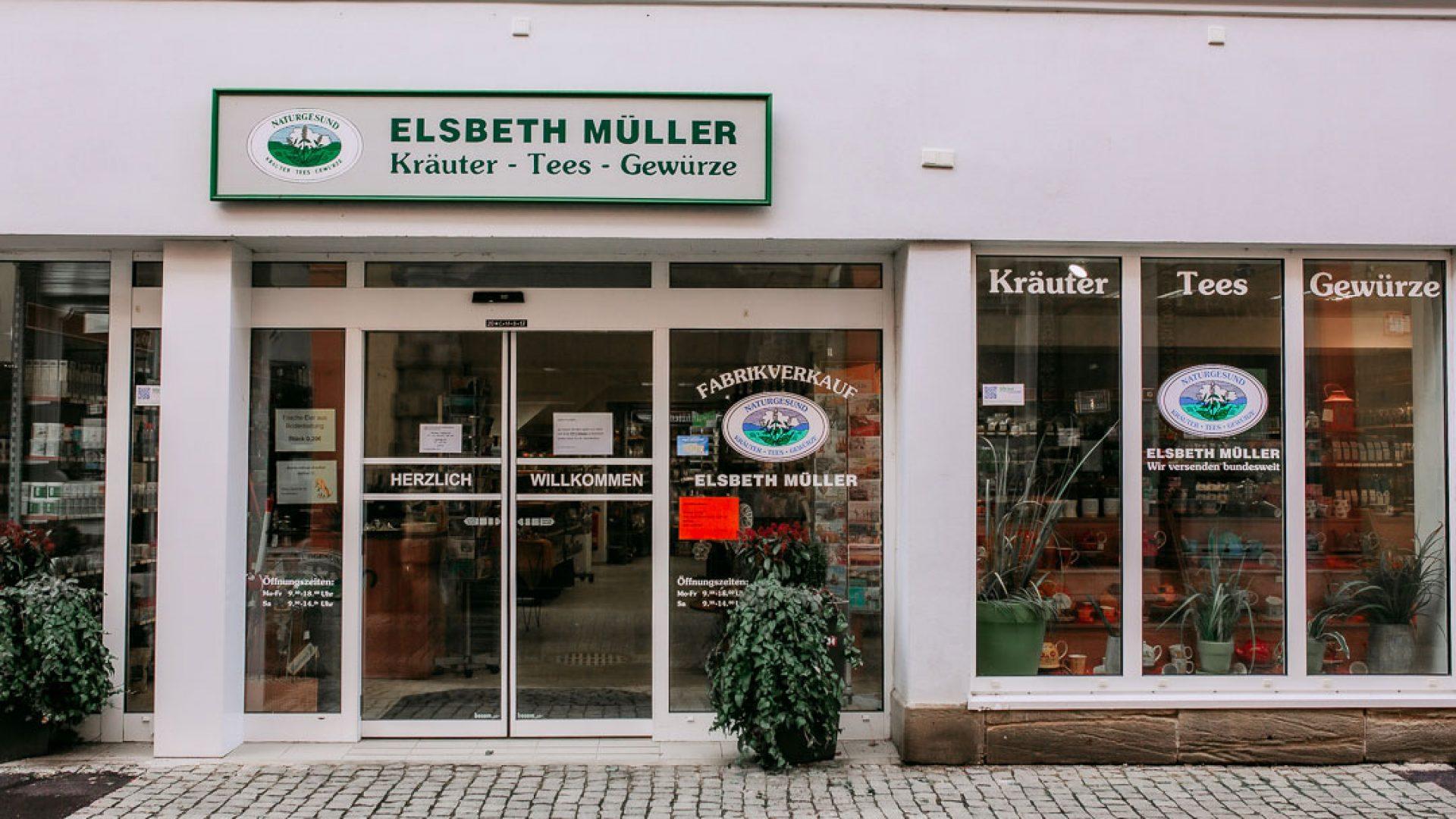 Einkaufen-in-Ansbach-EslbethMueller-Kraeuter-Tee