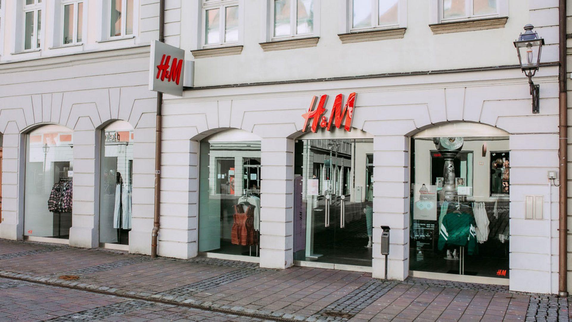 Einkaufen-in-Ansbach-H&M