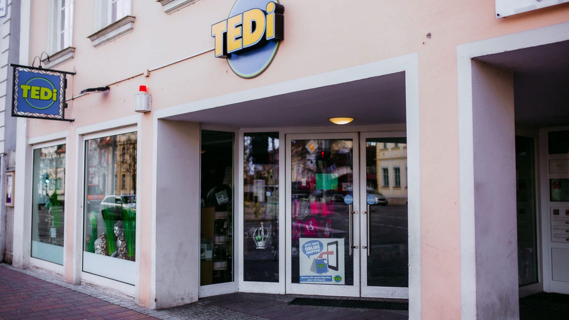 Einkaufen-in-Ansbach-Tedi