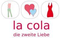 La cola Logo